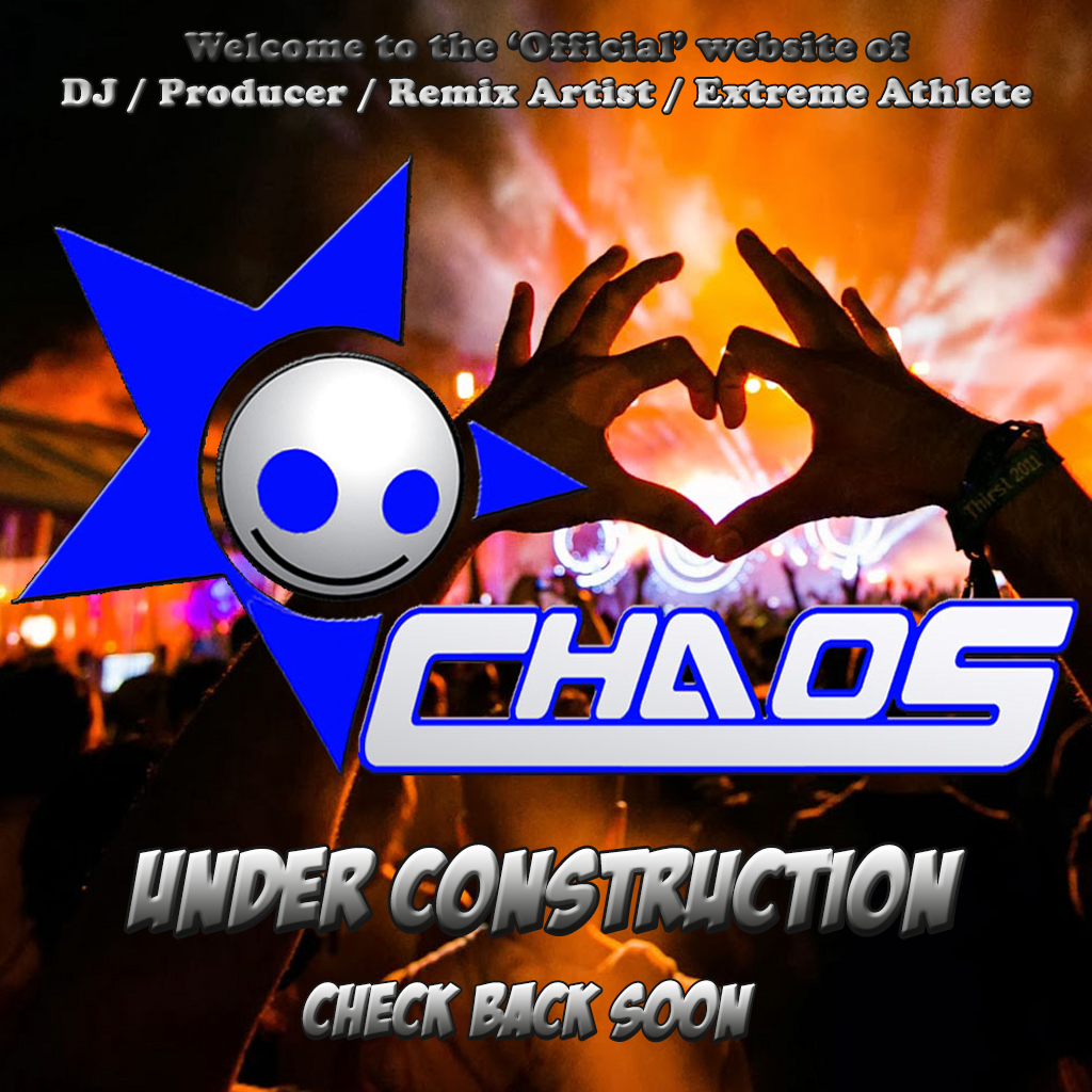 CHAOS' website is under construction!